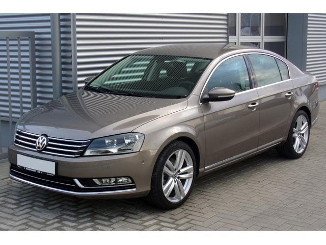 VW Passat turbo diesel 2.0
